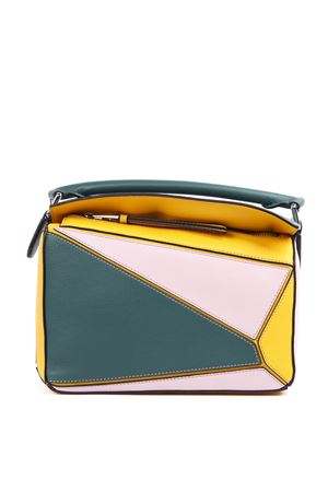 MULTICOLORED SMALL LEATHER PUZZLE BAG FW 2019 LOEWE | 2 | 32230ZS2111701