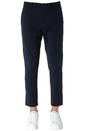 SLIM FIT NAVY TROUSERS FW 2019  LOW BRAND | 8 | L1PFW192049251E044