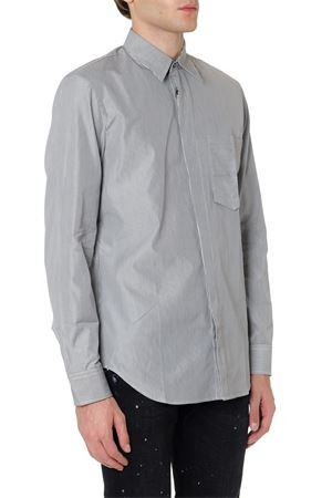 GREY COTTON STRIPED SHIRT FW 2019 MAISON MARGIELA | 9 | S30DL0443S43436004F