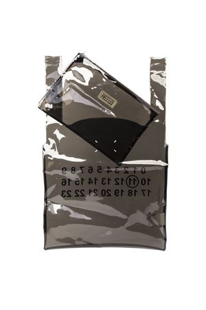 TOTE BAG NUMBER IN PVC NERO AI 2019 MAISON MARGIELA | 2 | S55WC0063PS386T8085