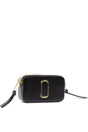 BLACK SNAPSHOT LEATHER BAG FW 2019 MARC JACOBS | 2 | M00141461002