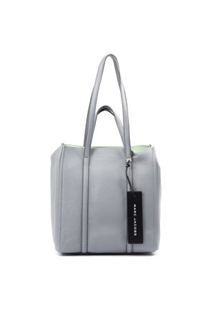 BORSA THE TAG LARGE IN PELLE GRIGIA AI 2019 MARC JACOBS | 2 | M00144891034