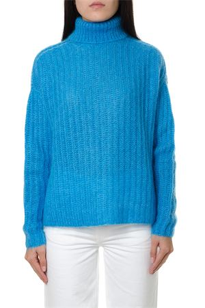 LIGHT BLUE MOHAIR TURTLENECK SWEATER FW 2019 MARNI | 16 | DVMD0059A0FU18300B44