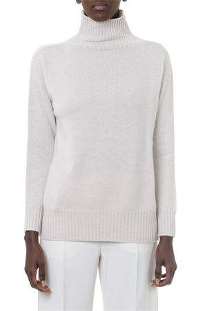 HIGH COLLAR PURE CASHMERE JUMPER FW 2019 MAX MARA | 16 | GNOMO023001