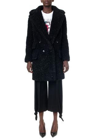 BLACK COAT IN CAMEL FIBER FW 2019 MAX MARA | 31 | LASTRA714002