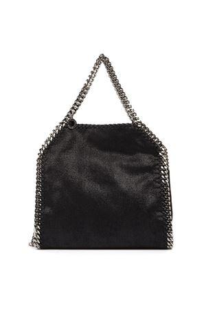 BLACK SHAGGY DEER FALABELLA TOTE BAG FW 2019 STELLA McCARTNEY | 2 | 371223W91321000