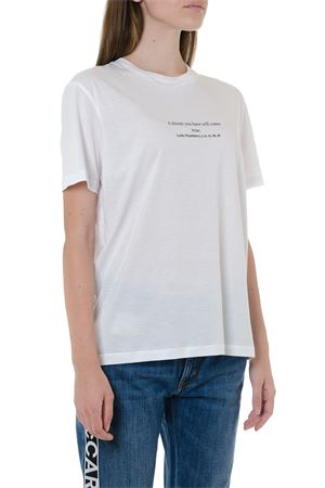 T-SHIRT IN JERSEY CRAZY NUMBERS AI 2019 STELLA McCARTNEY | 15 | 381701SMW819000