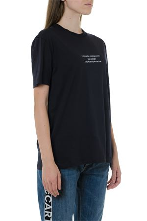 T-SHIRT INCHIOSTRO IN JERSEY CRAZY NUMBERS AI 2019 STELLA McCARTNEY | 15 | 381701SMW834101