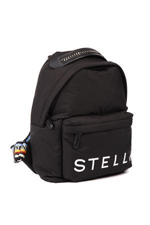 BLACK PADDE NYLON BACKPACK WITH STELLA FW 2019 STELLA McCARTNEY | 183 | 594247W85801000