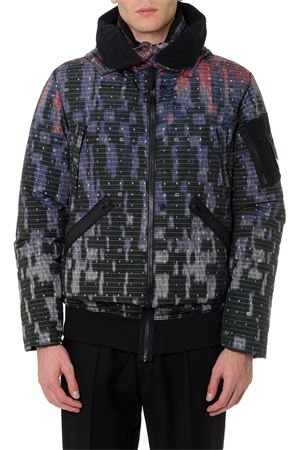 MULTICOLOR DOWN BOMBER JACKET FW 2019 STONE ISLAND SHADOW PROJECT | 27 | 7119404121V0029