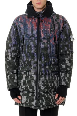 DIGITAL PRINT MULTICOLOR PADDED JACKET FW 2019 STONE ISLAND SHADOW PROJECT | 27 | 7119706121V0029