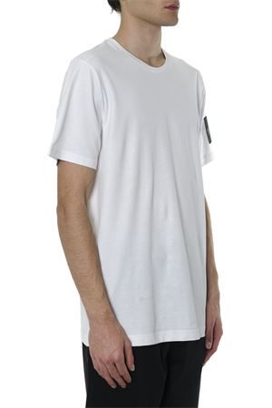 WHITE COTTON T SHIRT WITH LOGO FW 2019 THE NORTH FACE | 15 | T93YHCFV3UNITNFB