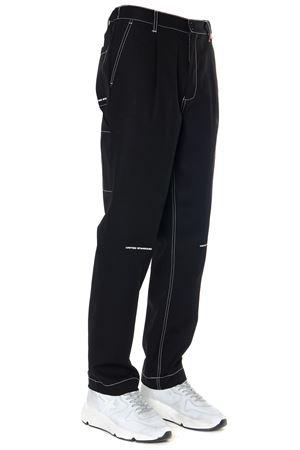 BLACK COTTON PANTS FW 2019 UNITED STANDARD | 8 | 19W1910000GR10K003