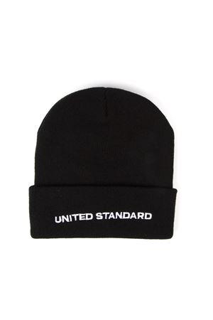 BLACK ACRYLIC LOGO HAT FW 2019 UNITED STANDARD | 17 | 19WUSBN01141898003