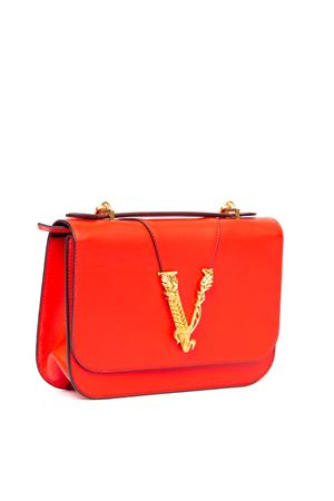 VERSACE RED LEATHER BAG FW 2019 VERSACE | 2 | DBFG985D5VITDZRTP