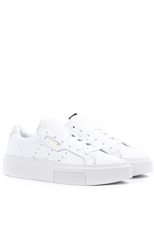SNEAKERS SLEEK SUPER IN PELLE BIANCA AI 2019 ADIDAS ORIGINALS | 55 | EF8858SLEEK SUPERFTWWHT/CRYWHT/CBLACK