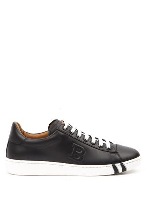 SNEAKERS WIVIAN IN PELLE NERA AI 2019 BALLY | 55 | 6205879WIVIAN0100