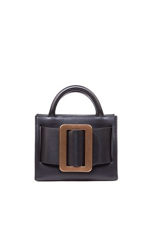 BOBBY 18 BLACK LEATHER HANDBAG FW 2019 BOYY | 2 | BOBBY 181BLACK