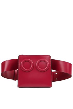 CLARET LEATHER BELT BAG FW 2019 BOYY | 2 | DEON BELT1CLARET