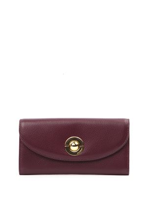 JALOUSE PLUM LEATHER WALLET FW 2019 COCCINELLE | 34 | E2 EFA 11 03 01JALOUSEV21