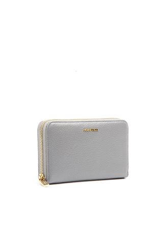 METALLIC SOFT GLASS LEATHER WALLET FW 2019 COCCINELLE | 34 | E2 EW5 11 04 01METALLIC SOFTY05