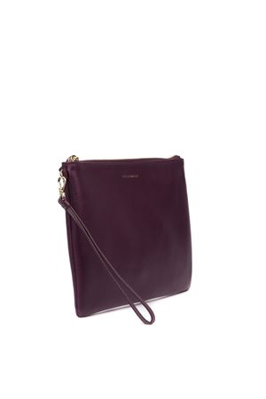 PLUM COLOR NEW BEST SOFT LEATHER PURSE FW 2019 COCCINELLE | 2 | E5 EV1 19 A2 07NEW BEST SOFTV21