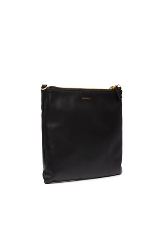 BLACK BEST LEATHER BAG FW 2019 COCCINELLE | 2 | E5 EV3 55 F4 19BEST CROSSBODY MATELASSE001