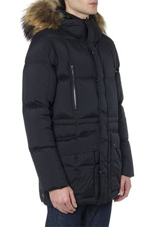 QUILTED BLACK NYLON DOWN JACKET FW 2019 COLMAR ORIGINALS | 27 | 1214F2SE99