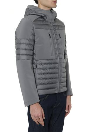 GREY NYLON HODDED DOWN JACKET FW 2019 COLMAR ORIGINALS | 27 | 12282QL209