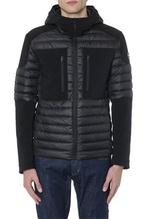 BLACK NYLON HODDED DOWN JACKET FW 2019 COLMAR ORIGINALS | 27 | 12282QL99