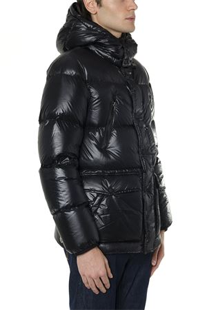 BLACK GLOSSY NYLON DOWN JACKET FW 2019 COLMAR ORIGINALS | 27 | 12333TW99