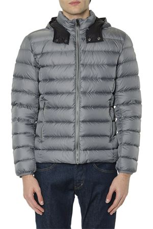 GREY COLOR HOODED DOWN JACKET FW 2019 COLMAR ORIGINALS | 27 | 1250R5ST209