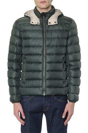 GREEN COLOR HOODED DOWN JACKET FW 2019 COLMAR ORIGINALS | 27 | 1250R5ST382