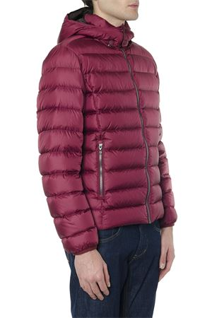 BURGUNDY COLOR HOODED DOWN JACKET FW 2019 COLMAR ORIGINALS | 27 | 1250R5ST416