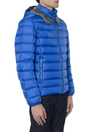 BLUE COLOR HOODED DOWN JACKET FW 2019 COLMAR ORIGINALS | 27 | 1250R5ST426
