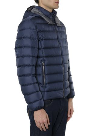 BLUE NAVY COLOR HOODED DOWN JACKET FW 2019 COLMAR ORIGINALS | 27 | 1250R5ST68
