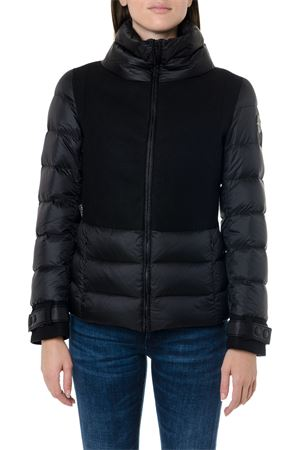 BLACK QUILTED SHORT JACKET FW 2019 COLMAR ORIGINALS | 27 | 22922TW99