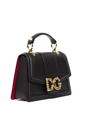 AMORE BLACK LEATHER BAG FW 2019 DOLCE & GABBANA | 2 | BB6675AK2968B941