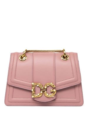 DG AMORE PINK LEATHER BAG FW 2019 DOLCE & GABBANA | 2 | BB6676AK29580472