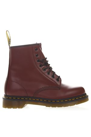 CHERRY COLOR LEATHER ARMY BOOTS FW 2019 DR. MARTENS | 52 | 100726001460RED