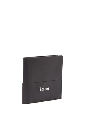 BLACK LEATHER WALLET FW 2019 ÉTUDES | 34 | E14M805011BLACK