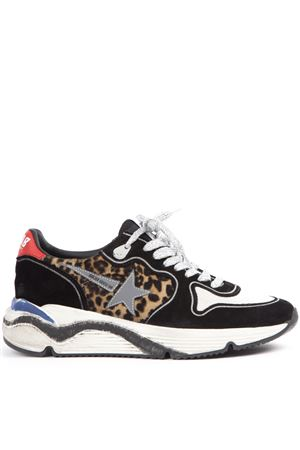 1c617a785 LEOPARD PRINTED RUNNING SNEAKERS IN SUEDE AND MESH FW 2019 GOLDEN GOOSE  DELUXE BRAND | 55 ...