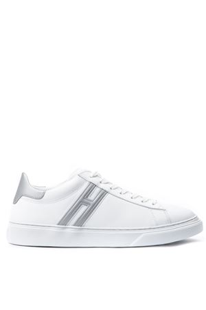 alt='H365 WHITE LEATHER SNEAKERS WITH SIDE MONOGRAM FW 2019 HOGAN | 55 | HXM3650J310M6G0351' title='H365 WHITE LEATHER SNEAKERS WITH SIDE MONOGRAM FW 2019 HOGAN | 55 | HXM3650J310M6G0351'