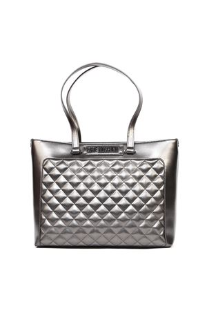 METAL QUILTED FAUX LEATHER BAG FW 2019 LOVE MOSCHINO | 2 | JC4003PP18LAUNI0906