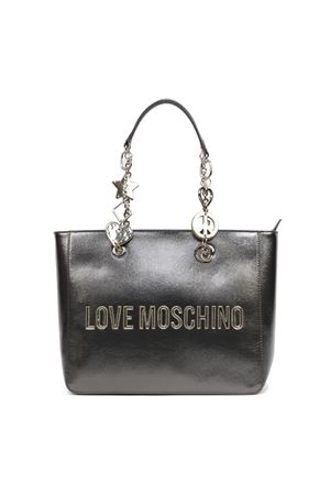 LOVE MOSCHINO LEAD FAUX LEATHER BAG FW 2019 LOVE MOSCHINO | 2 | JC4037PP18LDUNI0906
