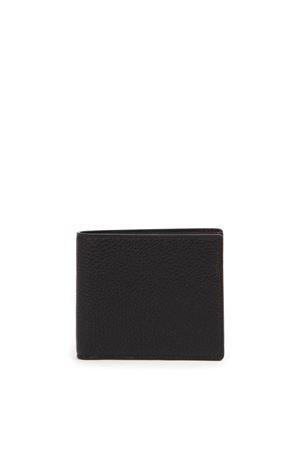 BLACK LEATHER ICONIC CARDHOLDER FW 2019 MAISON MARGIELA   110000025   S35UI0435P2686T8013