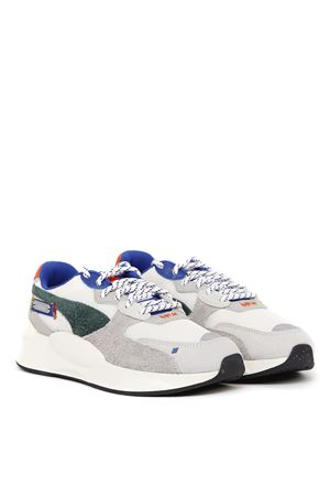 RS 9.8 ADER ERROR  MULTICOLOR SUEDE & TEXTILE SNEAKERFW 2019 PUMA SELECT | 55 | 370110011WHITE