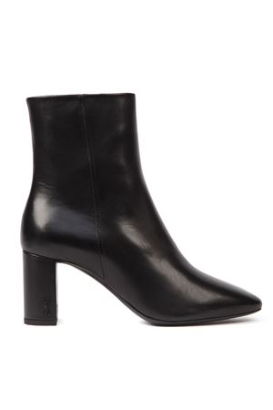 LOU BLACK SMOOTH LEATHER ANKLE BOOTS FW 2019 SAINT LAURENT | 52 | 5293500RRVV1000