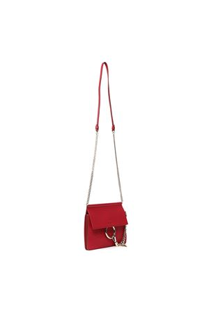 RED LEATHER BAG SS 2020 CHLOÉ | 2 | CHC20SS202C27UNI634