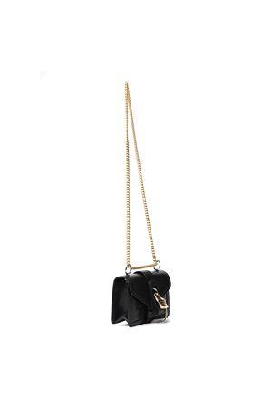 BLACK LEATHER BAG SS 2020 CHLOÉ | 2 | CHC20SS207B72UNI001
